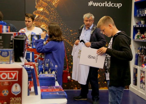 #Justgo: Den cua hang chinh thuc dau tien cua FIFA World Cup 2018 hinh anh 12