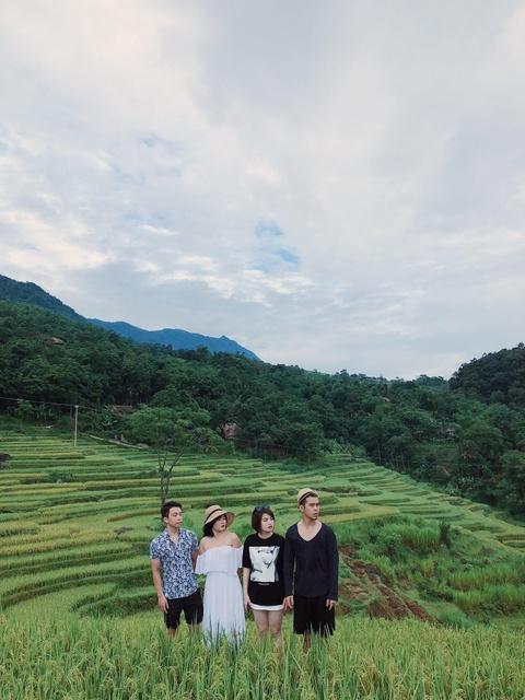 #Mytour: Trai nghiem khong gian bat tan Pu Luong mua lua chin hinh anh 3