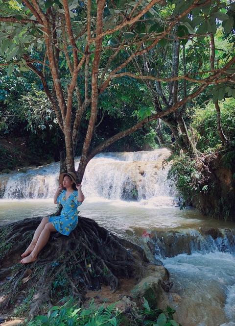 #Mytour: Trai nghiem khong gian bat tan Pu Luong mua lua chin hinh anh 12