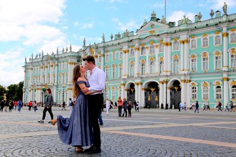 #Mytour: Dem trang va cai lanh thau cua Saint Petersburg mua World Cup hinh anh 11