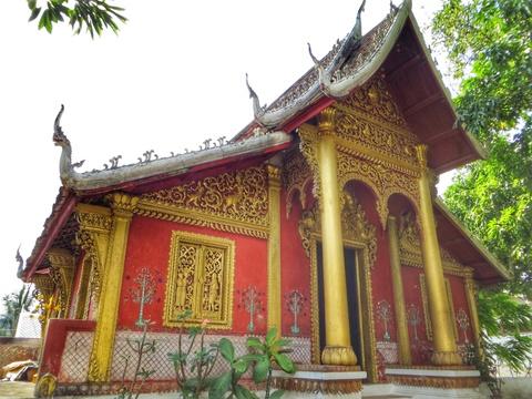 Den Luang Prabang tim lai hinh dang xua nuoc Lao hinh anh 9