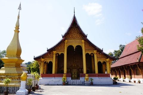 Den Luang Prabang tim lai hinh dang xua nuoc Lao hinh anh 10