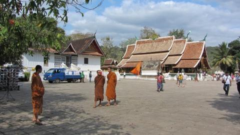 Den Luang Prabang tim lai hinh dang xua nuoc Lao hinh anh 11