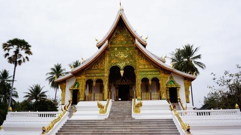 Den Luang Prabang tim lai hinh dang xua nuoc Lao hinh anh 1