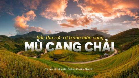 Sac thu ruc ro trong mua vang Mu Cang Chai hinh anh 1