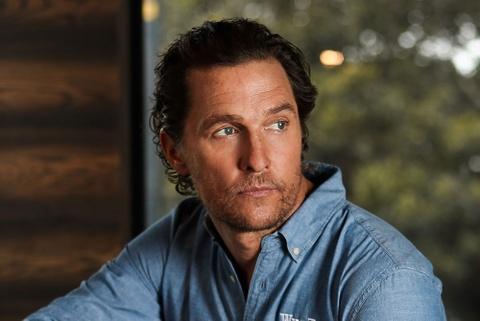 Tai tu Matthew McConaughey viet hoi ky ve tinh yeu cuoc song hinh anh
