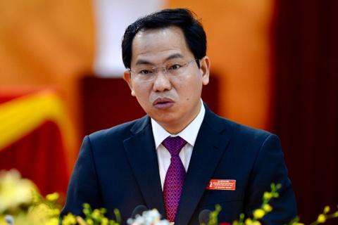 Ong Le Quang Manh duoc bau lam Bi thu Thanh uy Can Tho hinh anh