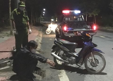 Kẻ trộm chống trả quyết liệt với cảnh sát 113