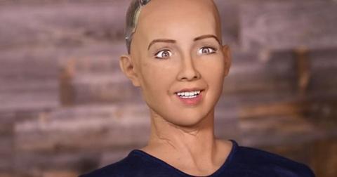Cap quyen cong dan cho robot Sophia dung hay sai? hinh anh