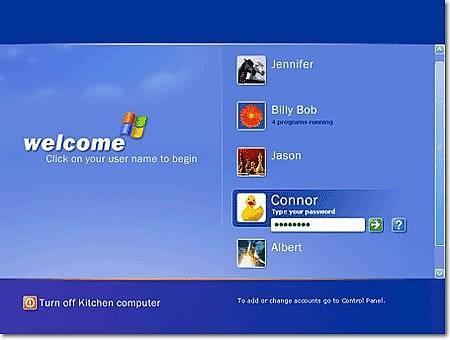 15 buc anh goi nho Windows XP mot thoi hinh anh