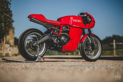 Ducati Scrambler do phong cach xe dua hinh anh 1