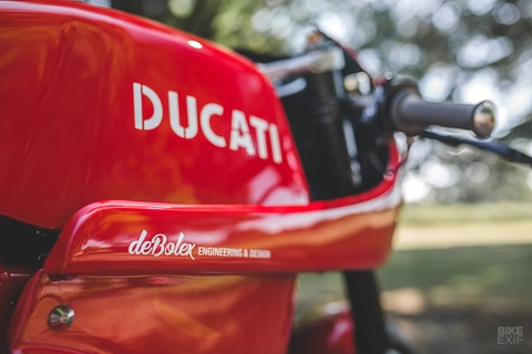 Ducati Scrambler do phong cach xe dua hinh anh 11