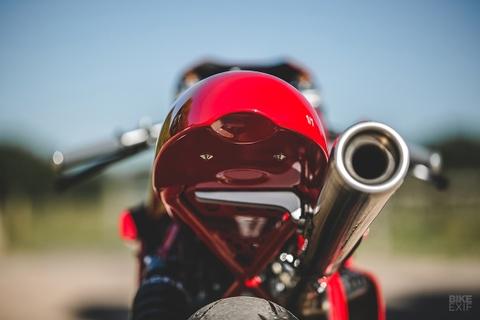 Ducati Scrambler do phong cach xe dua hinh anh 3