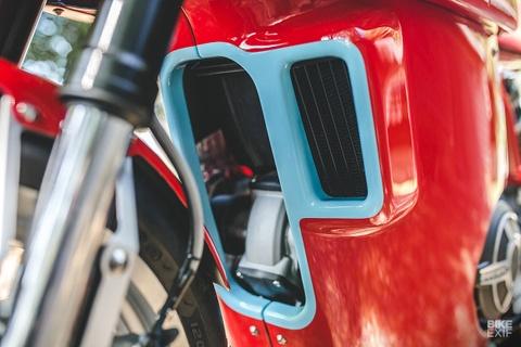 Ducati Scrambler do phong cach xe dua hinh anh 5