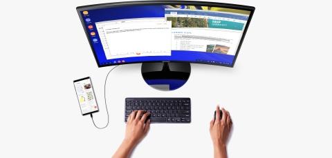 Samsung Dex viet lai cau chuyen cua Microsoft, Palm hinh anh 6