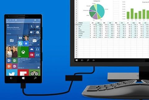 Samsung Dex viet lai cau chuyen cua Microsoft, Palm hinh anh 1
