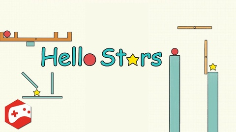 Hello Stars la tua game yeu cau kha nang tuong tuong va phan doan hinh anh