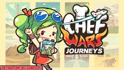 Chef Wars Journeys la tua game thich hop cho cac ban nu hinh anh