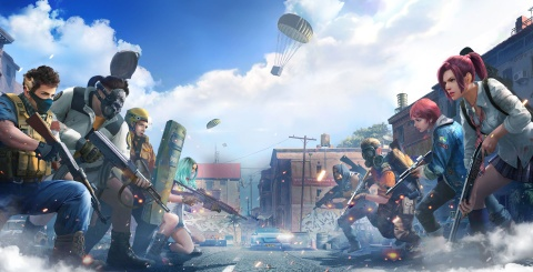 Song sot cung Rules of Survival hinh anh