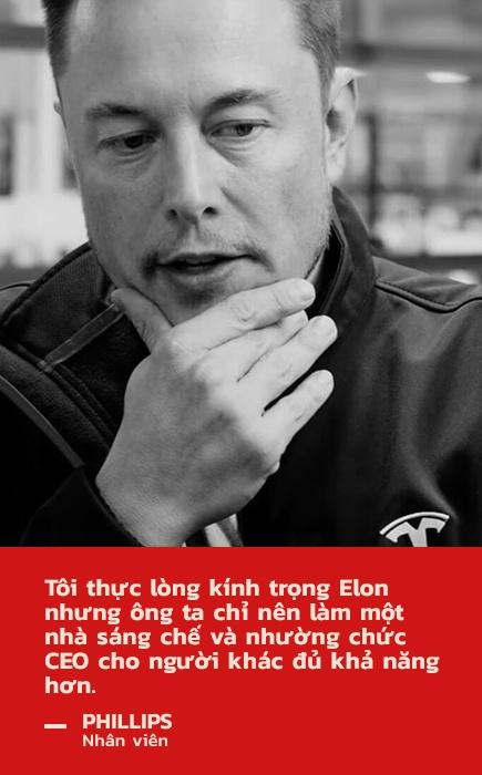 Lam viec o Tesla: Doc hai, boc lot, Elon Musk nhu hung than hinh anh 15