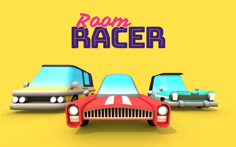 Room Racer AR - tua game dua xe AR moi ra mat hinh anh