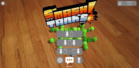 AR Smash Tanks - game AR don gian va de hieu. hinh anh