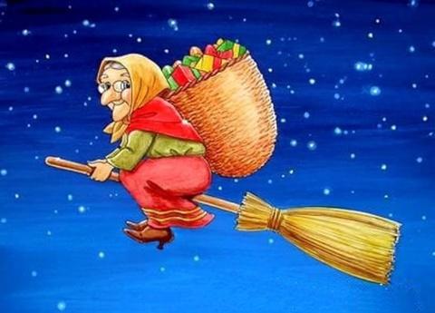 Quốc gia nào có bà già Noel?
