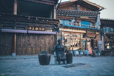 Co mot Shangri-La vang ve, yen binh la thuong lam say long lu khach hinh anh 5