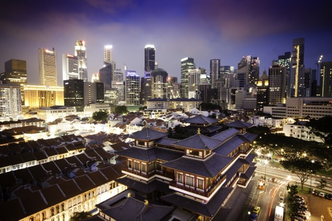 5 con đường nhất định phải ghé khi tới Singapore