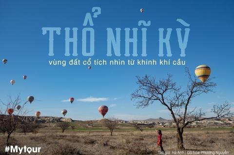 #Mytour: Tho Nhi Ky, vung dat co tich nhin tu khinh khi cau hinh anh 1