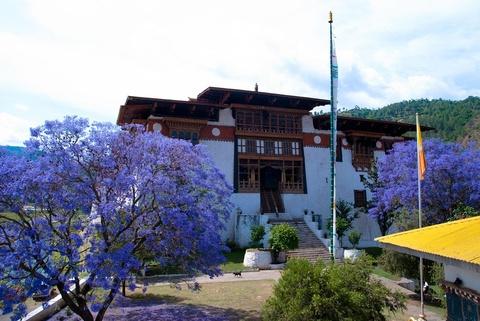 Den Bhutan, ngam phuong tim no rop troi vuong quoc hanh phuc hinh anh 1