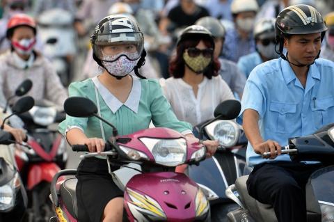 Cam xe may ngoai tinh vao Ha Noi la khong cong bang hinh anh