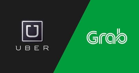 Philippines dua ra an phat voi Grab va Uber sau vu sap nhap hinh anh