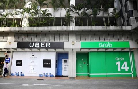 Uber khang cao khoan phat 4,8 trieu USD cua Singapore hinh anh