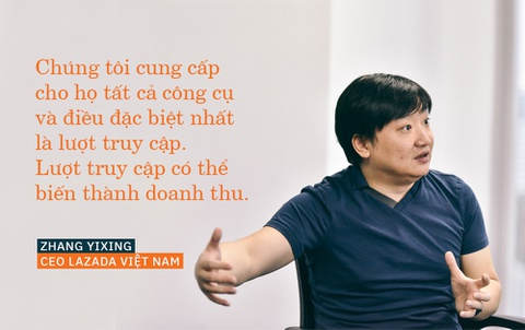 CEO Lazada Viet Nam: 'Chung toi goi nguoi ke nhiem Jack Ma la AI' hinh anh 6