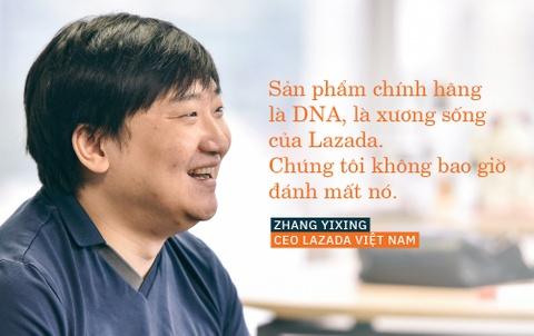 CEO Lazada Viet Nam: 'Chung toi goi nguoi ke nhiem Jack Ma la AI' hinh anh 9