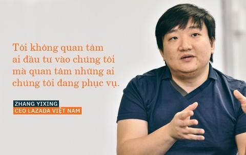 CEO Lazada Viet Nam: 'Chung toi goi nguoi ke nhiem Jack Ma la AI' hinh anh 12