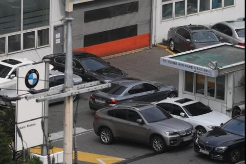 BMW bi Han Quoc phat 10 trieu USD va dung truoc nguy co bi truy to hinh anh