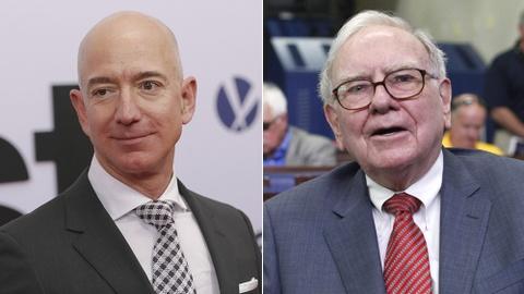 Warren Buffett, Jeff Bezos theo duoi loi song 'khac ky'? hinh anh