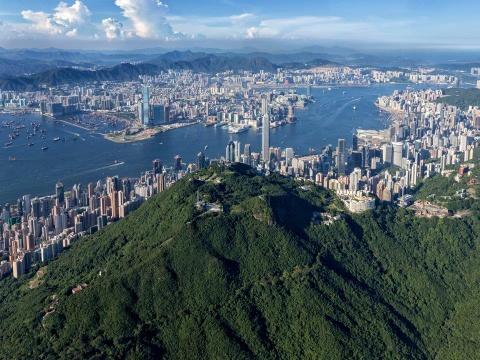 Cac khu nha giau tai Hong Kong hinh anh 7