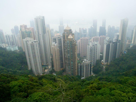 Cac khu nha giau tai Hong Kong hinh anh 9