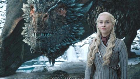 Trước tập cuối Game of Thrones,Daenerys Targaryen với sức mạnh của rồng đã trở thành chúa tể Westeros.