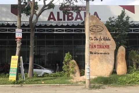 Cuong che du an 'ma' cua Alibaba tai Ba Ria - Vung Tau hinh anh
