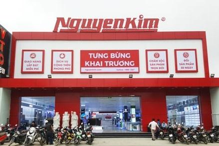 Ty phu Thai chi 2.600 ty thau tom chuoi dien may Nguyen Kim hinh anh