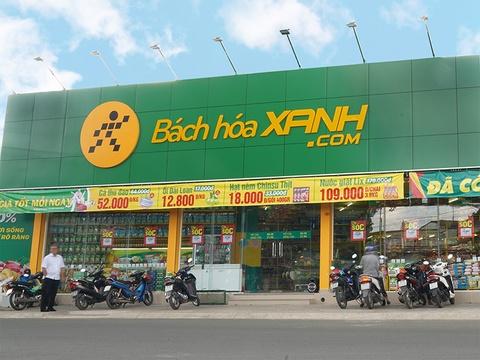 CEO The gioi Di dong: Bach Hoa Xanh phai co lai vao nam sau hinh anh