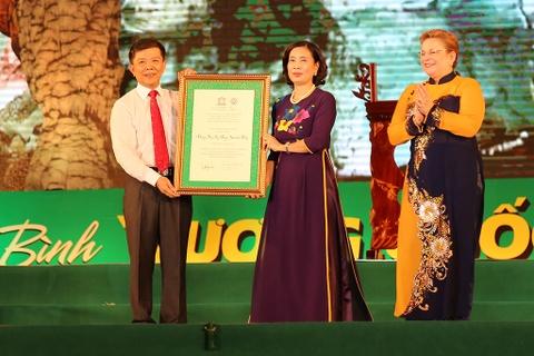 Phong Nha - Ke Bang nhan bang Di san the gioi lan thu 2 hinh anh