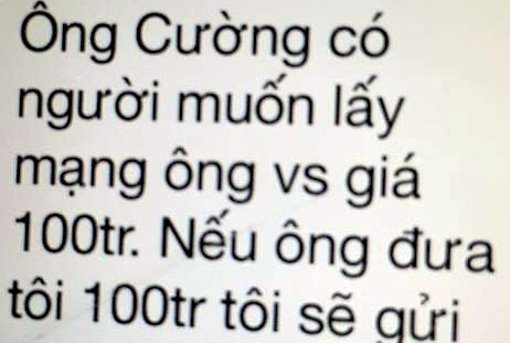 Ke la mat tong tien Chanh van phong dai bieu Quoc hoi tinh Quang Tri hinh anh