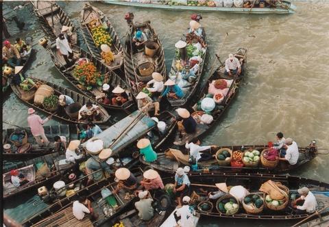 5 khu cho noi tieng Viet Nam, dac sac cho dip mua sam can Tet hinh anh