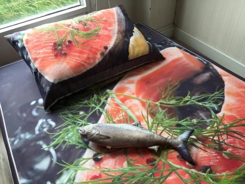 Những bộ chăn gối 'ngon lành' đem đồ ăn vào giấc mơ của bạn