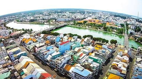 Tỉnh nào có dân số đông nhất Đồng bằng Sông Cửu Long?